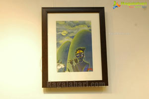 Pranay Goswami Art Exhibition at Muse Art Gallery
