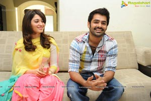 Ram and Tamanna's Interview on Endukante Premanta