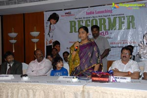 Reformer Movie Audio Launch