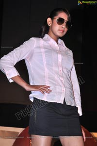 India Top Models at Sama Eyewear Launch Hot Fashion Show
