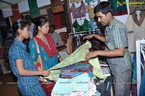 Sarees Exhibition cum Sale at Satya Sai Nigamam, Hyderabad