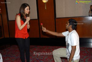Tamannah at Red FM