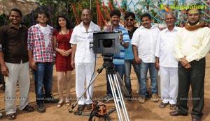 Valmiki Pictures Film Muhurat