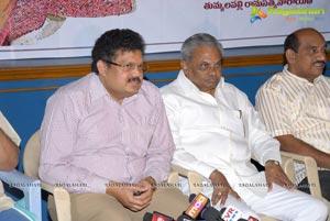 Taraka Ratna's Vijetha Press Meet