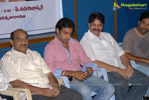 Taraka Ratna's Vijetha Press Meet