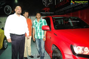 XENEX cars makeover showroom opens in Jubilee Hills