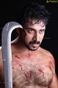 Blood Movie Photo Shoot