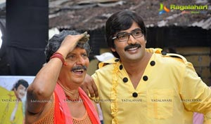 Mike Testing 143 Movie Gallery - Taraka Ratna, Archana, Krishnudu