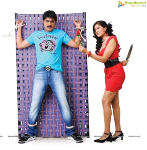 Srikanth-Meghna Raj's Lucky Movie Gallery