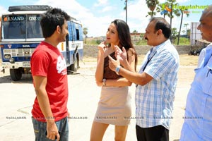 Dega Working Stills