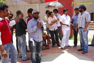 Photos of Chinni Krishna Genius Working Stills