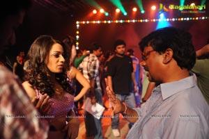 Uday Kiran, Reshma - Jai Sreeram Working Stills