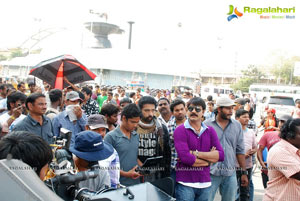 JD Chakravarthy's All The Best Working Stills