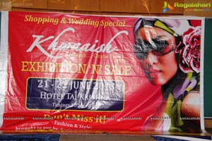 Khwaaish Designer Exhibition Curtain Raiser