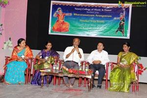 Bharatanatyam Arangetram by Dondeti Srija Reddy