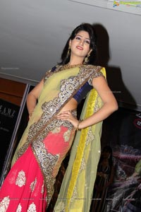 Hyderabad Model Shamili at Desire Exhibition