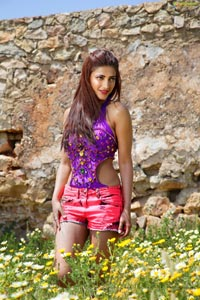 Shruti Haasan in Balupu High Resolution Photos