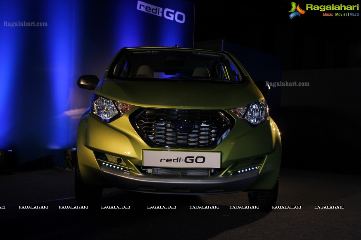 Photos - Datsun redi-GO Launch, Hyderabad