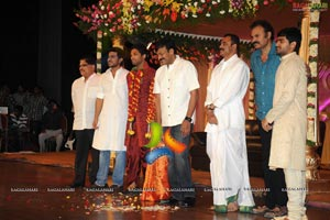 Allu Arjun-Sneha Reddy Wedding Reception