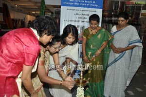 Amala Launches Concern India Exhibition
