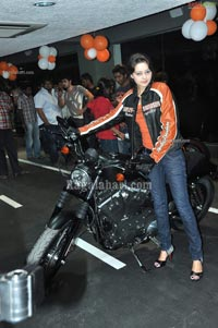 Harley-Davidson New Model Bikes Launch, Hyderabad - Photo Coverage