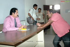 Lokame Kottaga Working Stills