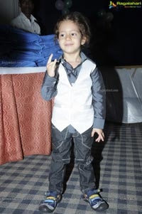 Ayaan Anand 4th Birthday