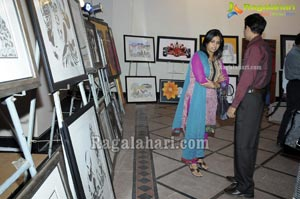 Charity Art Fair & Exhibition at Taj Krishna
