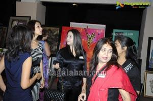 Charity Art Fair & Exhibition at Taj Krishna