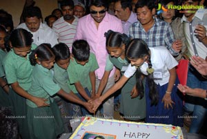 Ram Charan Birthday Celebrations