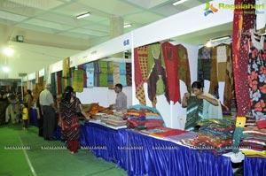 Lepakshi Cotton & Silk Fab at Satya Sai Nigamagamam