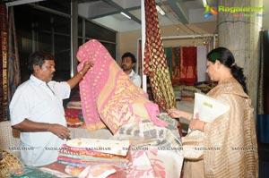 National Silk Expo at Satya Sai Nigamagamam