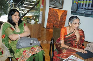 Nithin Nagari & DC Sastagar Art Exhibition at Beyond Coffee