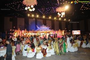 Param Madireddy-Madhu Wedding Function