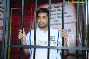 Radio Mirchi's RJ Hemant arrested himself at Big Bazaar, Kachiguda