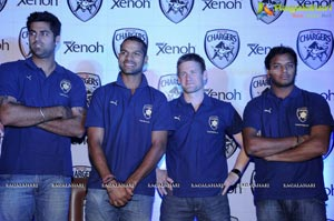 StreaxXenoh associates with Deccan Chargers