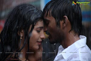 Shruti Haasan And Dhanushs Romantic Stills From Movie 3 High