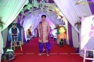 Nanavala Family Dhoti & Sree Ceremonies