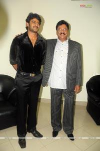 Prabhas Photos In Billa