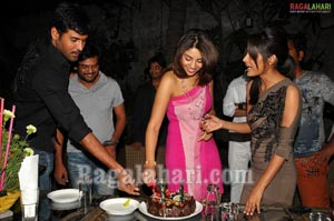 Richa Gangopadhyay Birthday Party 2010