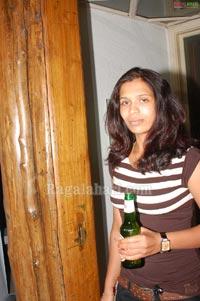 Bottles & Chimney Pub Party