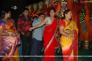 Siva Reddy-Swathi Wedding Reception