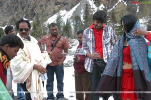 Bendu Apparao Working Stills