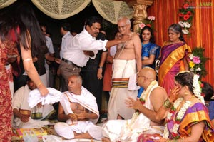 Anand Ranga-Soumya Wedding Function
