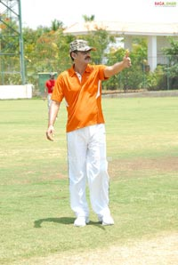 Stars Practice for MAA T20 Tollywood Trophy