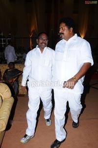 Raghuveera Reddy Brother's Son Mohan-Priyanka Wedding Reception