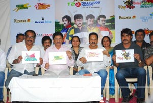 T20 Tollywood Trophy Logo Launch