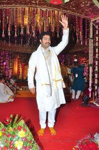 NTR-Lakshmi Pranathi Wedding Photos