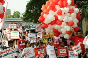 Survive Thalassemics Rally