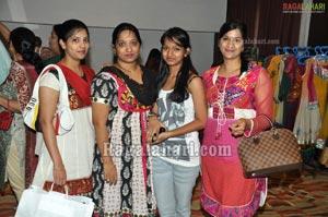 Divine Designs Designer Wear Exhibition at Taj Deccan
